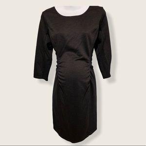 Old Navy Maternity Black Dress Size Large 12/14